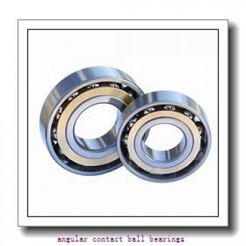 6.5 Inch | 165.1 Millimeter x 7.5 Inch | 190.5 Millimeter x 0.5 Inch | 12.7 Millimeter  RBC BEARINGS KD065XP0  Angular Contact Ball Bearings