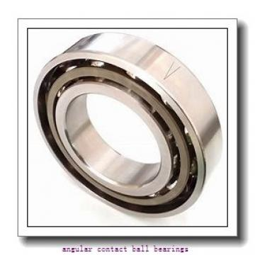 2.5 Inch | 63.5 Millimeter x 3.125 Inch | 79.375 Millimeter x 0.313 Inch | 7.95 Millimeter  RBC BEARINGS KB025XP0  Angular Contact Ball Bearings
