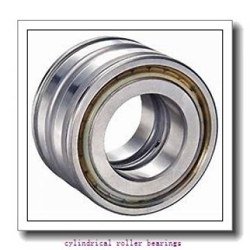 90 mm x 190 mm x 43 mm  SKF N 318 ECP  Cylindrical Roller Bearings