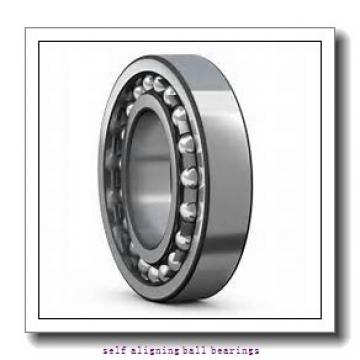 30 mm x 72 mm x 27 mm  SKF 2306 M  Self Aligning Ball Bearings