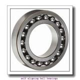 70 mm x 125 mm x 24 mm  SKF 1214 ETN9  Self Aligning Ball Bearings