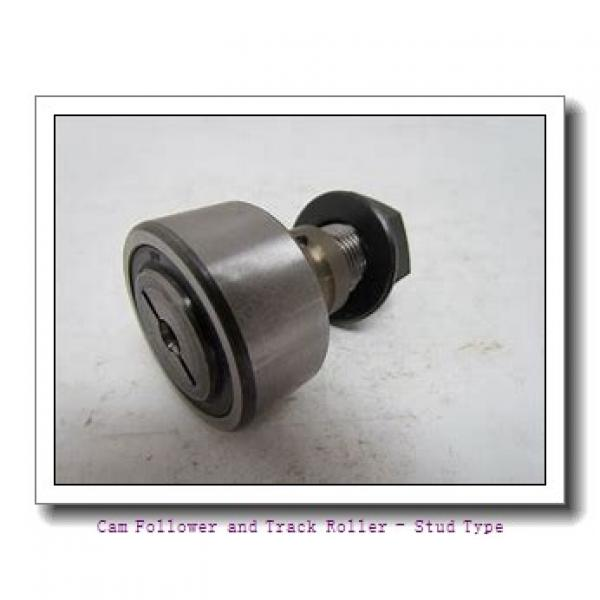 SMITH MCRV-26-SC  Cam Follower and Track Roller - Stud Type #1 image