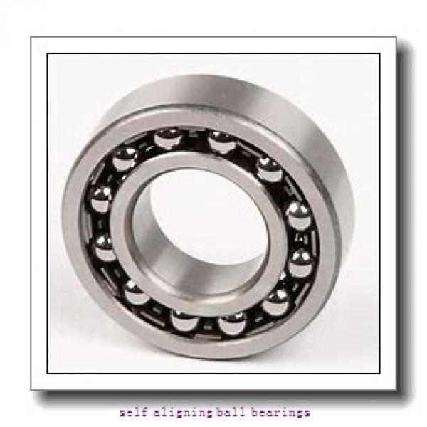 70 mm x 125 mm x 24 mm  SKF 1214 ETN9  Self Aligning Ball Bearings #3 image